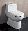 Antila Elongated Toilet One Piece
