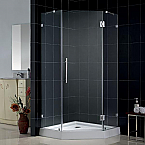 Neolux Frameless Shower Enclosure SHEN-22363610