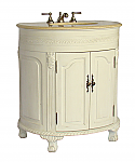 32 inch Adelina Antique White Bathroom Vanity