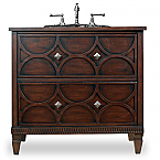"Cole & Co. 36"" Designer Series Collection Dalton Sink Chest"