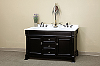 Bellaterra Home 205060-D-ESPRESSO Bathroom Vanity