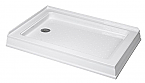 Dreamline Quad Left Hand Drain Shower Enclosure Floor