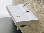 LaToscana Piano Wall Mount Bathroom Sink