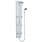 Vigo VG08003 Steel Thermostatic Shower Massage Panel