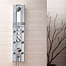 Ariel Rainfall Showerhead Shower Panel