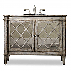 "Cole & Co. 44"" Designer Series Collection Kelley Sink Chest"