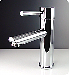 Chrome Tartaro Single Handle Lavatory Faucet