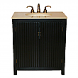 Accord Contemporary 32 inch Single Sink Bathroom Vanities