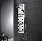 Ariel Aluminum Alloy Shower Panel