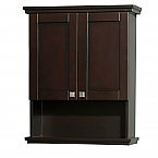 Accmilan 30 inch Wall Bathroom Cabinet Espresso Finish