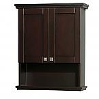 Accmilan 30 inch Wall Bathroom Cabinet Espresso Finish