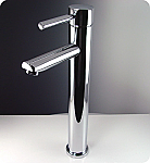 Fresca FFT1044CH Chrome Tolerus Single Handle Lavatory Faucet