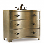"Cole & Co. 38"" Designer Series Collection Marilyn Sink Chest"