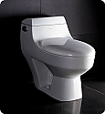 Columba Elongated Toilet One Piece