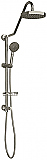 Pulse Kauai-II Chrome, Brushed Nickel Shower Panel