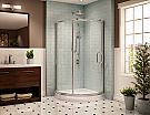 "Fleurco Roma 36""X71"" ARC 2 - Corner Shower Enclosures"