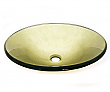 Legion Tempered Glass Vessel Sink ZA-189