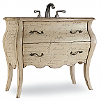"Cole & Co. 41"" Designer Series Collection Romantique Vanity"