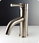 Fresca FFT1041BN Brushed Nickel Sillaro Single Handle Lavatory Faucet