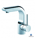 Chrome Mazaro Single Handle Lavatory Faucet