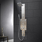 Ariel Stainless Steel Shower Panel
