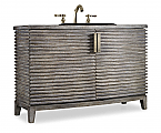 Milano 50 inch Hall Chest Bathroom Vanity by Cole & Co. Designer Series