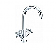 Legion Chrome Dual Handle Vessel Sink Faucet