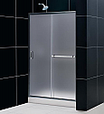 "DreamLine  44""- 48""W x 72""H Infinity-Z Sliding Shower Door"