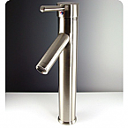 Brushed Nickel Soana Single Hole Faucet