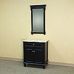 Bella 32 inch Bathroom Vanity Multiply Top Options