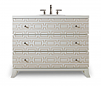 Penelope 43 inch Chest Bathroom Vanity by Cole & Co. Designer Series