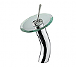 Legion Waterfall Chrome Vessel Sink Faucet ZE