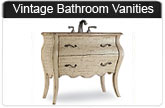 Vintage Bathroom Vanities